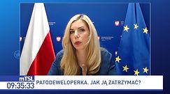 """Wiceminister komentuje nowe osiedle w Warszawie. """"Z takimi inwestycjami należy walczyć"""""""