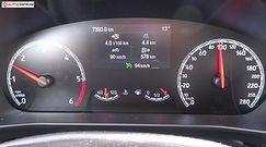 Ford Focus ST kombi 2.0 EcoBlue 190 KM (MT) - pomiar zużycia paliwa