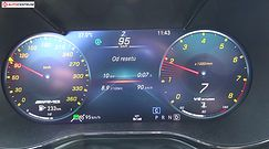 Mercedes - AMG GT R 4.0 V8 Biturbo 585 KM (AT) - pomiar zużycia paliwa