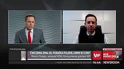 """Polska armia przegrała wojnę na ćwiczeniach? """"Ściśle tajne"""""""