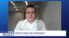 """Samowolka wśród hotelarzy? """"Słyszymy o takich pomysłach"""""""