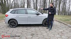 Skoda Kamiq Monte Carlo - mały crossover w hołdzie rajdom