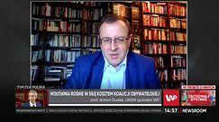 Transfer Joanny Muchy. Prof. Antoni Dudek: Hołownia ma więcej jedynek na listach