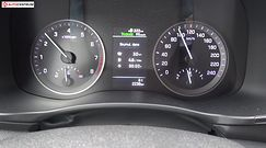 Hyundai Tucson 1.6 GDI 132 KM (MT) - pomiar zużycia paliwa