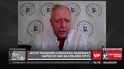 """Dr Sutkowski o powikłaniach po Astra Zenece. """"Jeżeli będą badania naukowe na ten temat, to nie będziemy nią szczepić"""""""