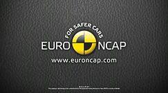 EuroNCAP: Citroen C3 Picasso (ECS test)