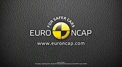 EuroNCAP: Volvo XC60 (ECS test)