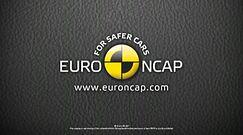 EuroNCAP: Audi A4 (ECS test)