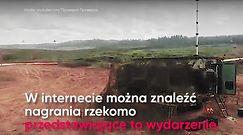 Wypadek na manewrach ZAPAD-2017