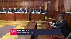 Marcin P. na komisji ds. Amber Gold: miałem przecieki od dziennikarzy