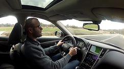 Infiniti Q50 S - wrażenia z jazdy mocnym sedanem
