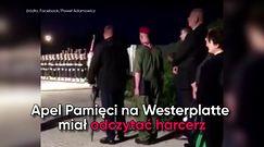 Zgrzyt na Westerplatte. Wojsko nie dopuściło harcerza do odczytania Apelu Pamięci