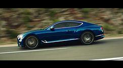 Bentley Continental GT (2017) - premiera