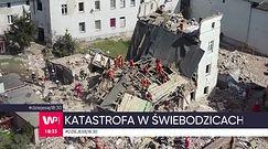 Ratownik o kulisach akcji w Świebodzicach