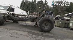 Militaria na warsztat - renowacja Hummera