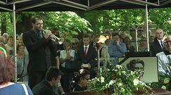 Pogrzeb Zbigniewa Wodeckiego. Pożegnano go oklaskami