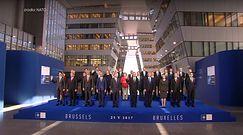Kulisy słynnego zdjęcia prezydenta w Brukseli