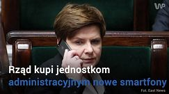 Rząd kupuje telefony. Przetarg na smartfony za 3 mln zł