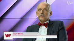 Janusz Korwin-Mikke u Jacka Gądka o współpracy z Kukiz'15: nie mamy wyboru
