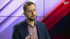 Janusz Korwin-Mikke u Jacka Gądka: to co robi UE, to powtarzanie pomysłu Adolfa Hitlera