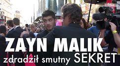 Zayn Malik cierpiał na zaburzenia odżywiania w trakcie kariery w One Direction