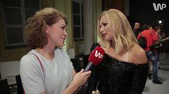 Katarzyna Bujakewicz o blondynce na wakacjach