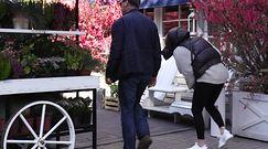 Czarek Lis zabrał na spacer Tomasza Lisa i Polę. Poszli do ulubionej knajpy celebrytów
