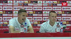 Jan Bednarek: Jest odrobina stresu. Zdajemy sobie sprawę, że trener musi zrezygnować z kilku zawodników