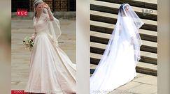 Wybieramy ładniejszą suknię - Meghan czy Kate?