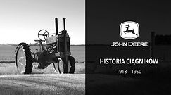 John Deere - historia ciągników 1918-1949