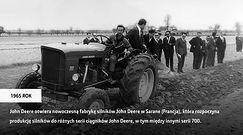 John Deere- historia ciągników 1950-1979.