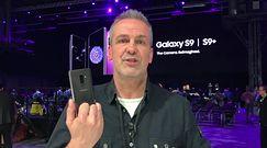 Samsung S9 i S9 Plus na MWC w Barcelonie