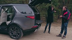 Mateusz kontra Mateusz: mierzymy Volvo XC90 z Land Roverem Discovery
