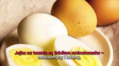 Co się stanie z organizmem, jeśli będziesz jeść częściej jajka na twardo?