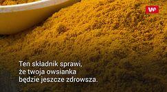 """""""Złota owsianka"""" – śniadanie na złoty medal"""