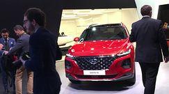 Nowy Hyundai Santa Fe będzie dostępny w wersjach pięcio- i siedmiosobowej. Jakie silniki będą w ofercie?