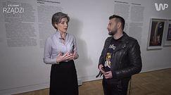Joanna Mucha: U nas Gwiazdy Dawida wiszące na szubienicy były od zawsze i są nadal