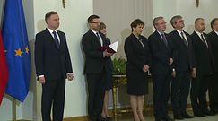 Prezydent przyjął dymisję Beaty Szydło. Mateusz Morawiecki desygnowany na premiera