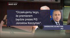 Oto dowód na geniusz prezesa PiS. Cała opozycji chce, by to on był premierem