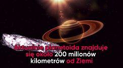 Oumuamua - pierwszy posłaniec. Niezwykłe odkrycie naukowców
