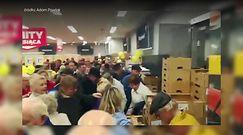 Walka o kurczaki. Otwarcie sklepu w Dąbrowie Górniczej