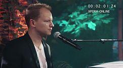Maciej Stuhr: monodram na głos, fortepian z palmą i kapanie wody
