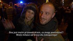 Obcokrajowcy o Sylwestrze w Zakopanem. Jak ich przyjęto?
