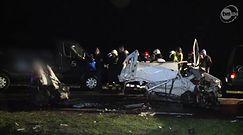 Tragiczny wypadek w Wielkopolsce. 3 osoby zginęły