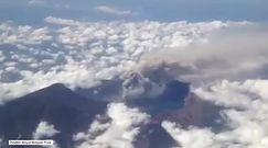 Erupcja wulkanu Rinjani. Loty w okolicach wyspy Bali zawieszone