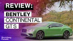 Bentley Continental GT S