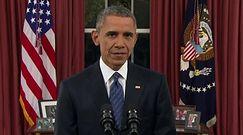 Barack Obama wygłosił orędzie do narodu ws. terroryzmu