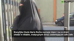 Muzułmanka gra trash metal