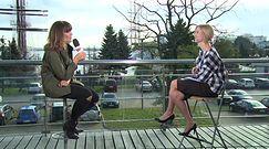 #dziejesienazywo: Katarzyna Herman: milcząca postać to spełnienie moich marzeń