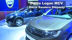 Dacia Sandero i Logan po zmianach